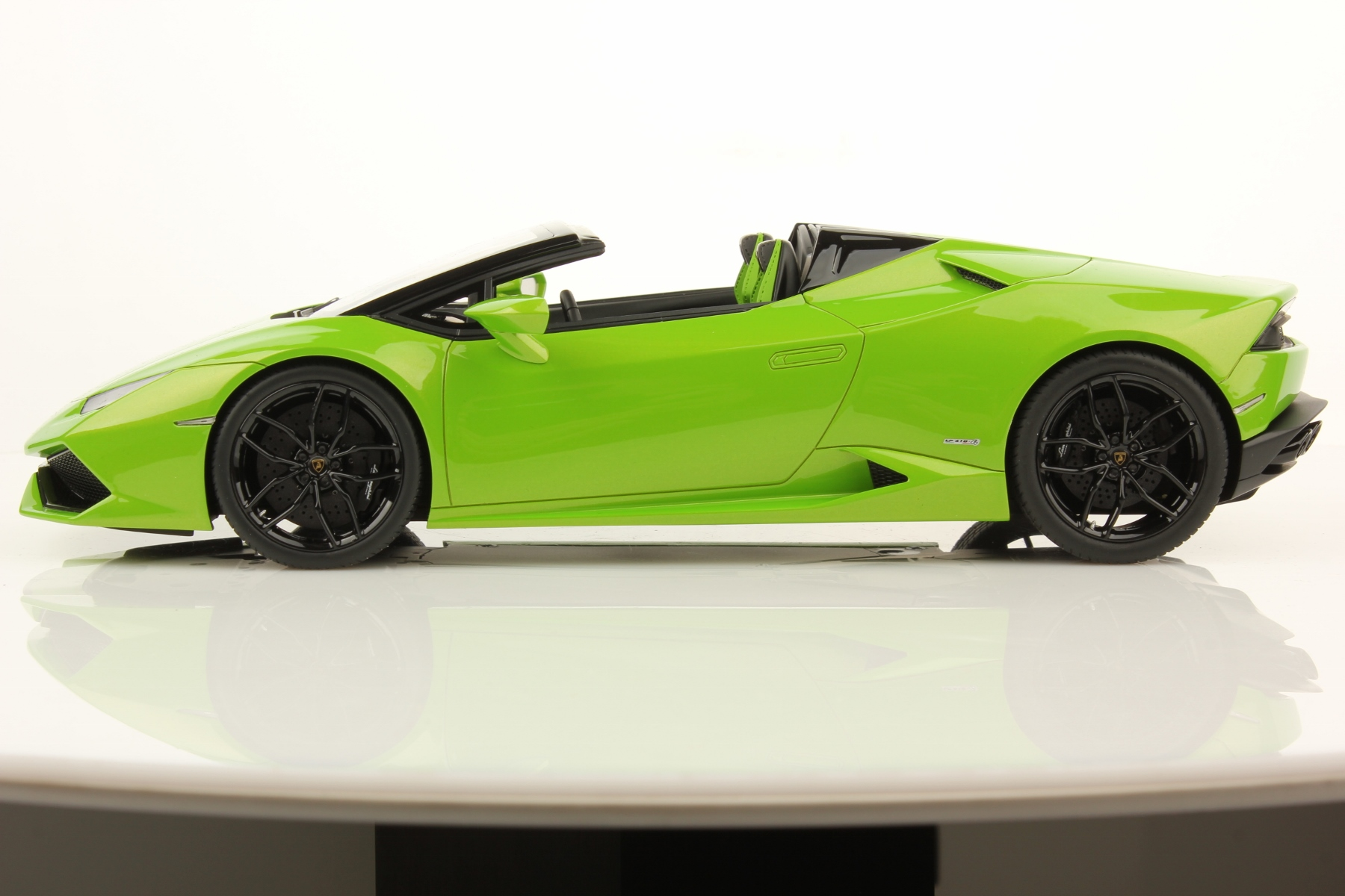 Lamborghini Huracan Lp 610 4 Spyder 1 18 Mr Collection