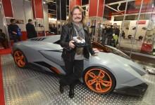 Lamborghini Egoista International Toyfair In Nuremberg 2015 Mr