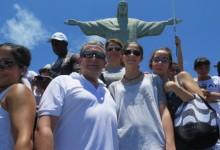 Egidio Reali Cristo Redentore on Corcovado @Rio de Janeiro, Brasil.