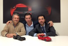 Egidio Reali @Nuremberg Toy Fair 2013.