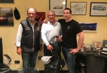 Egidio Reali With Valentino Balboni and Andrew Romanowski,