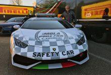 Egidio Reali Lamborghini Super Trofeo Domenicali