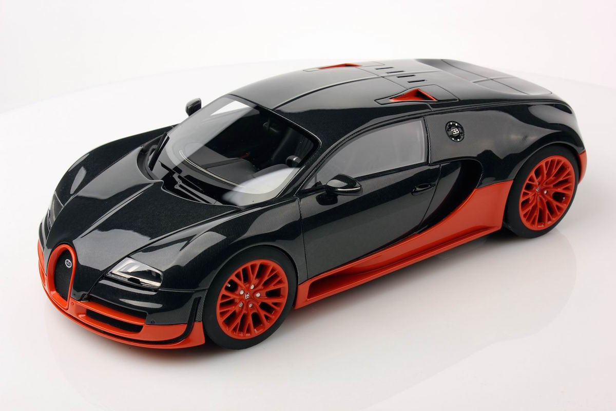 Bugatti Super Sport 1:18 | MR Collection Models