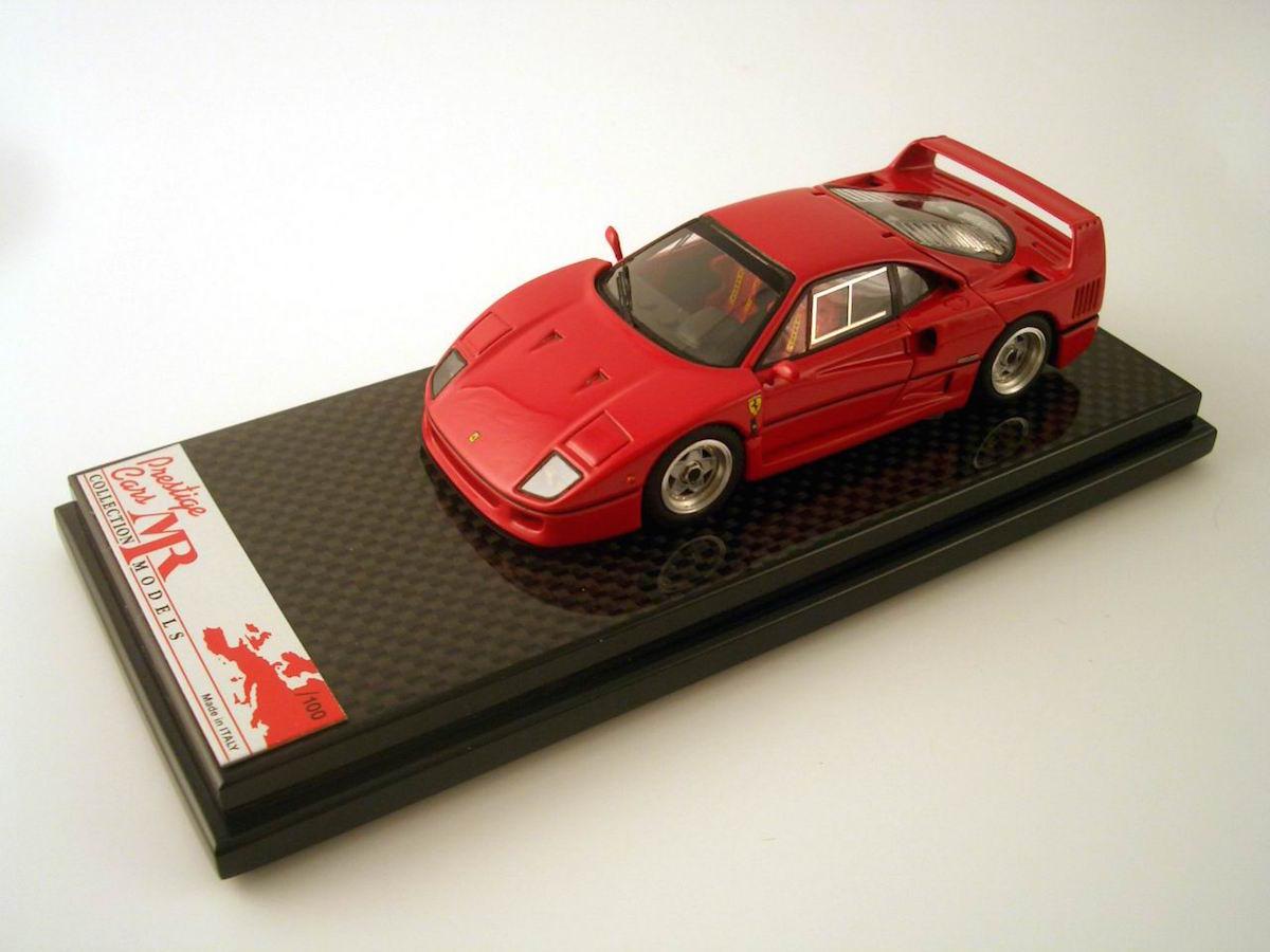 ferrari f40 prototipe 1 43 mr collection models. Black Bedroom Furniture Sets. Home Design Ideas