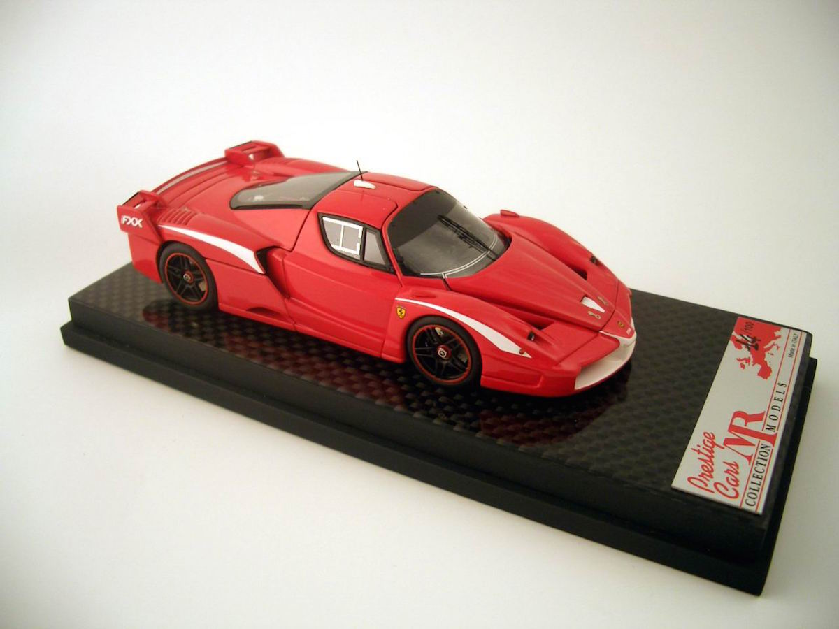 Ferrari Fxx Evoluzione 1 43 Mr Collection Models