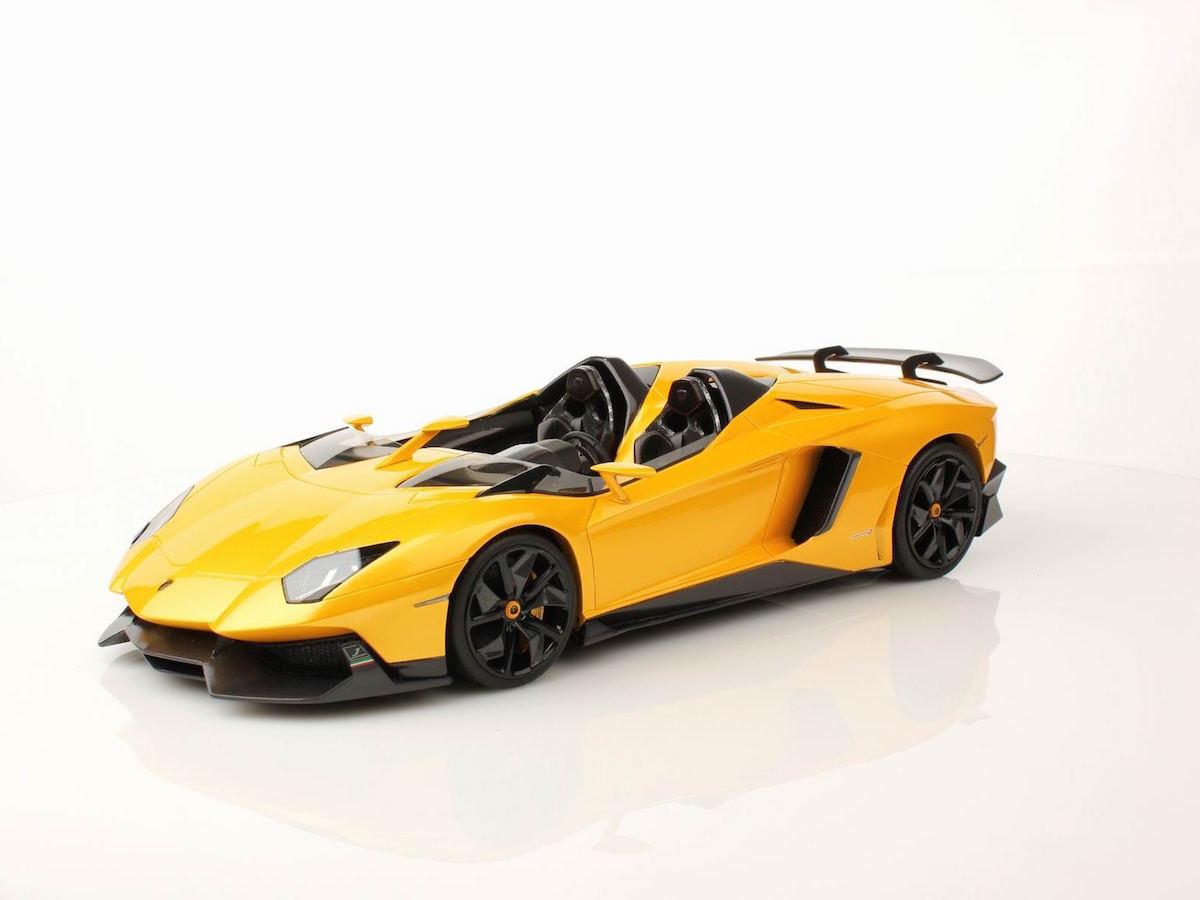 Lamborghini Aventador J 1 18 Mr Collection Models