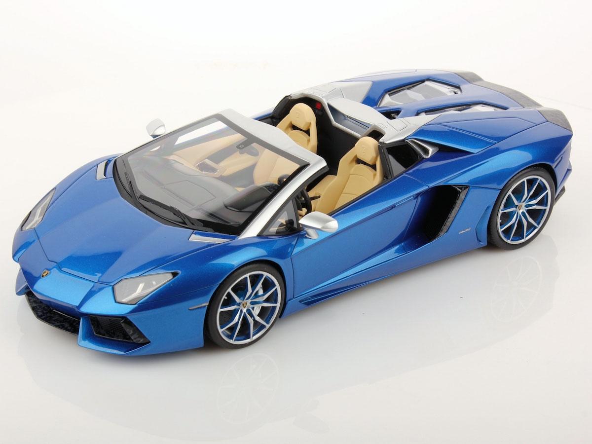 Lamborghini Aventador Lp700 4 Roadster 1 18 Mr