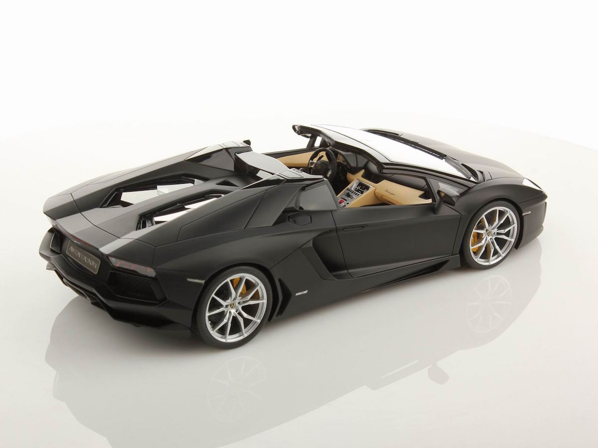 lamborghini aventador lp700 4 roadster 1 18 mr collection models. Black Bedroom Furniture Sets. Home Design Ideas