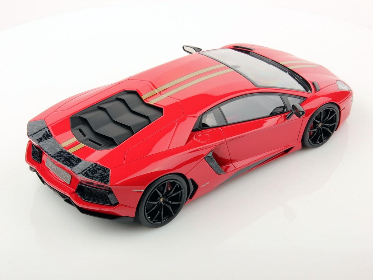Lamborghini Aventador Lp 700 4 1 18 Mr Collection Models