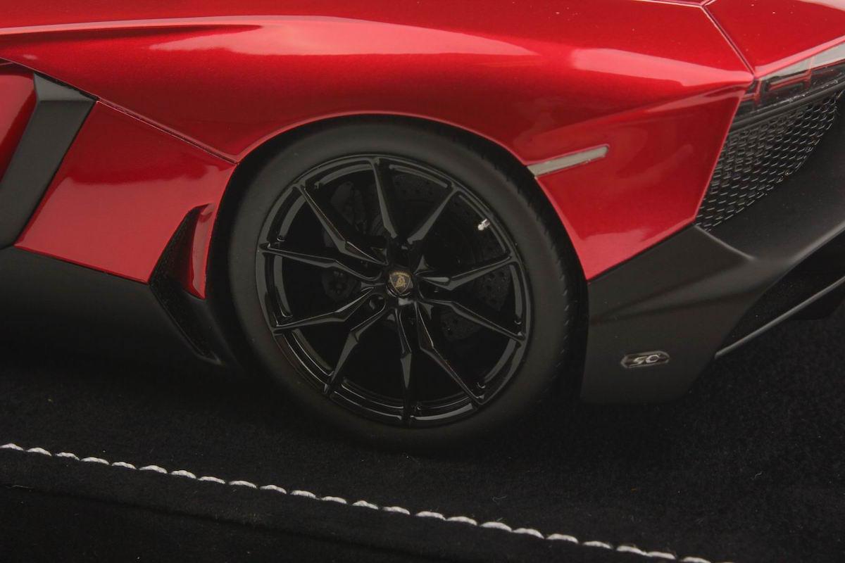 2010 Lamborghini Aventador LP720 4 50th Anniversary photo - 2