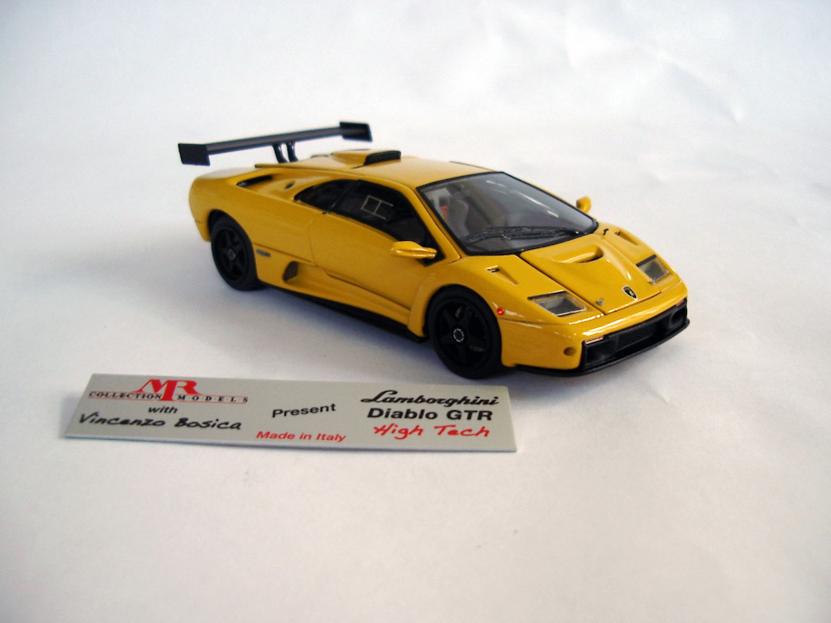 Lamborghini Diablo Gtr 99 1 43 Mr Collection Models