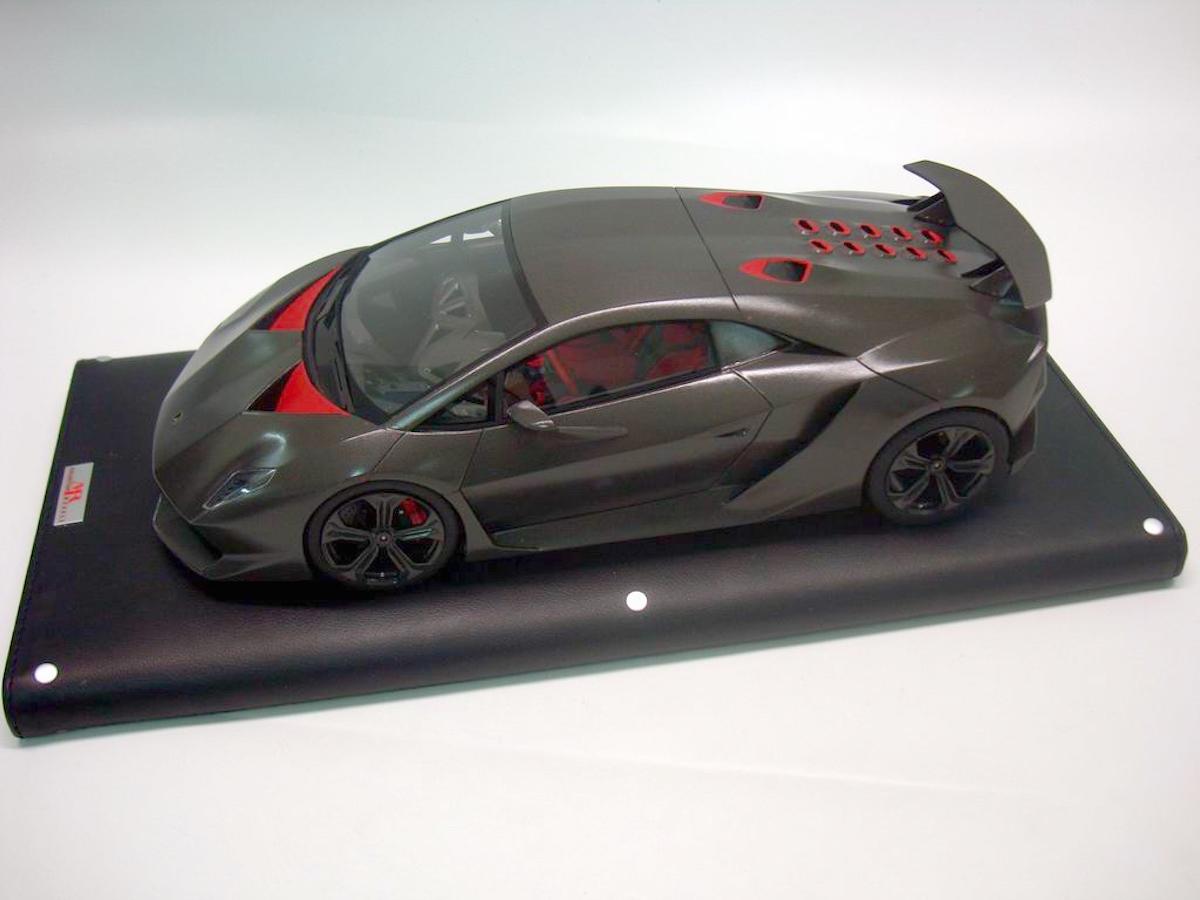 Lamborghini Sesto Elemento 1 18 Mr Collection Models