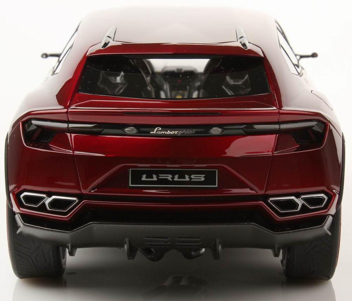 Lamborghini Urus Beijing Motorshow 2012 1 18 Mr