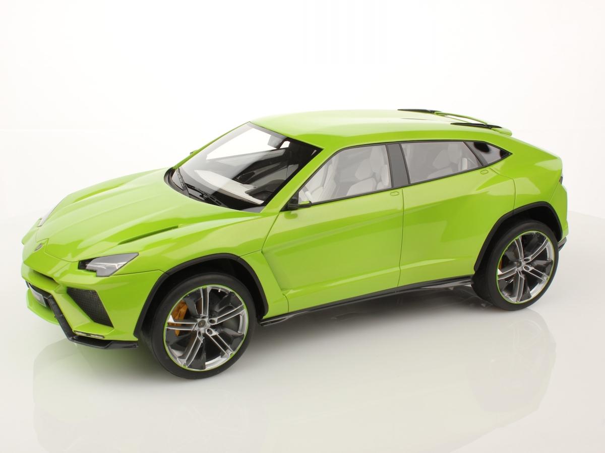 Lamborghini Urus For Sale >> Lamborghini Urus Beijing Motorshow 2012 1:18 | MR Collection Models
