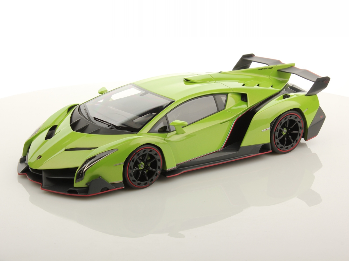 Lamborghini Veneno For Sale >> Lamborghini Veneno Geneva Motorshow 2013 1:18 | MR Collection Models