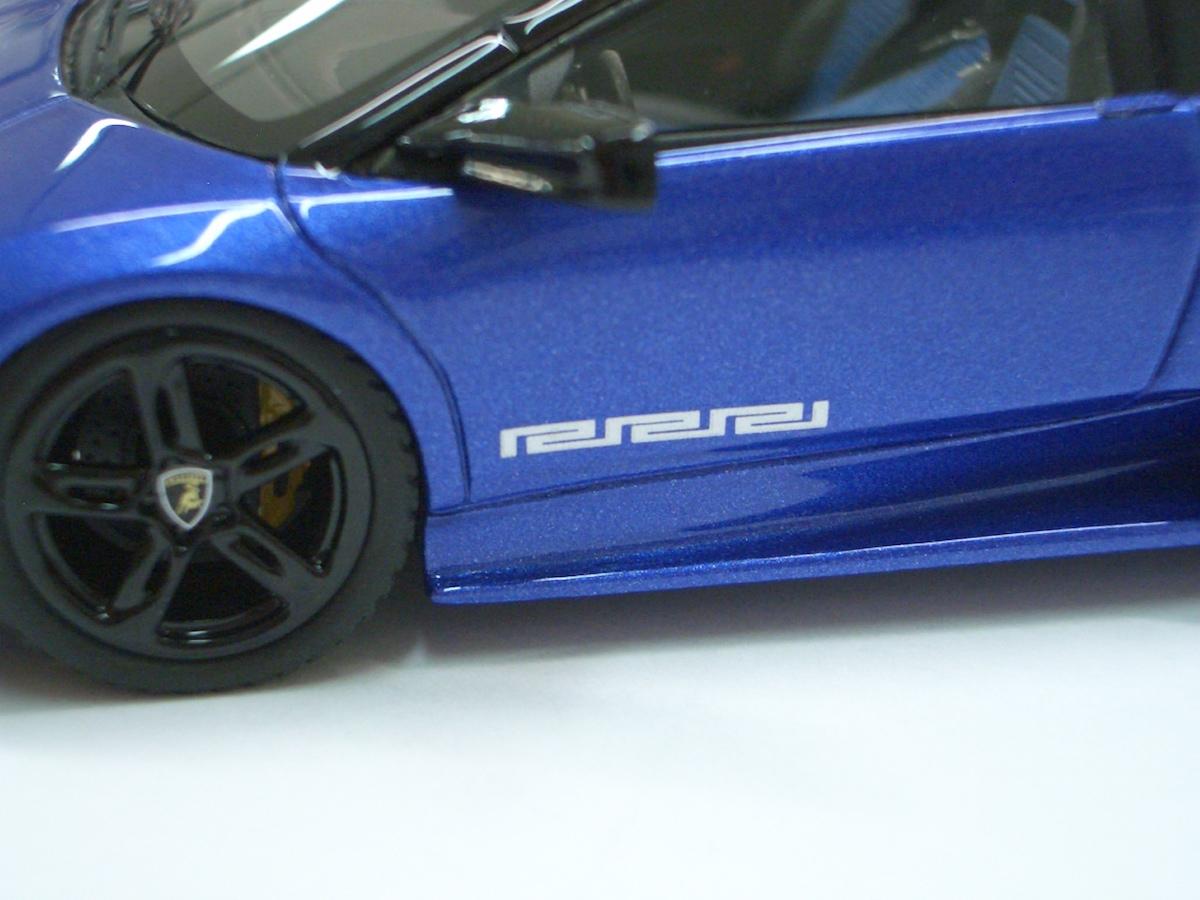 Lamborghini Murcielago Lp640 Roadster Versace Edition 1 43 Mr