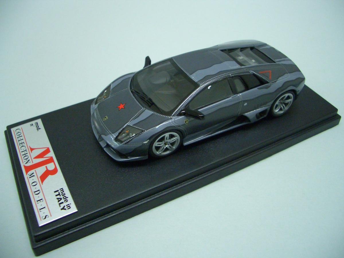 Lamborghini Murcielago Lp640 Stealth Fighter 1 43 Mr Collection Models