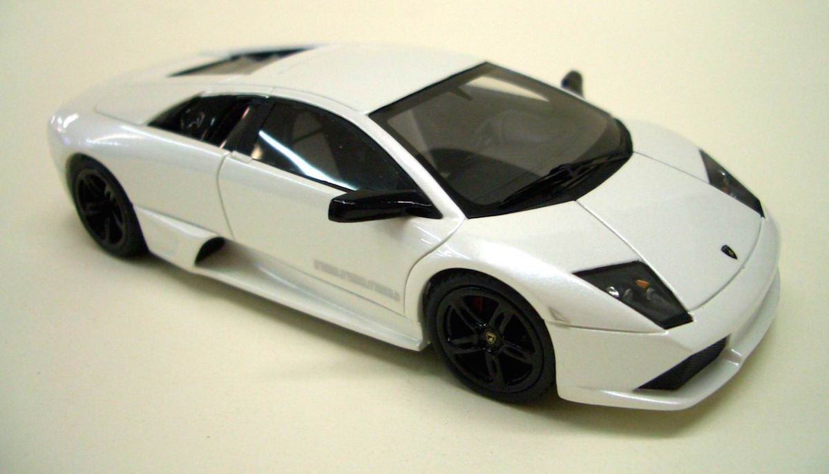 Lamborghini Murcielago Lp640 Versace Edition 1 43 Mr Collection Models