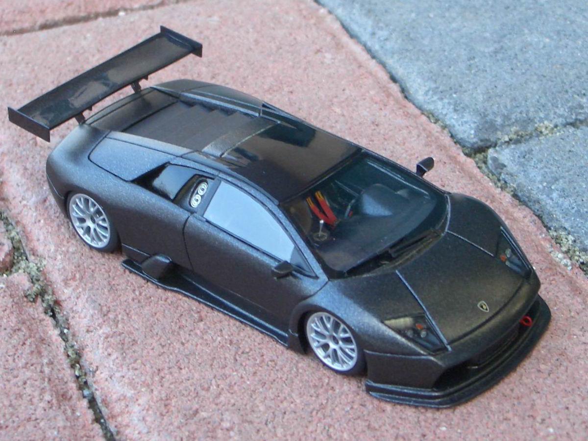 Lamborghini Murcielago R Gt 1 43 Mr Collection Models