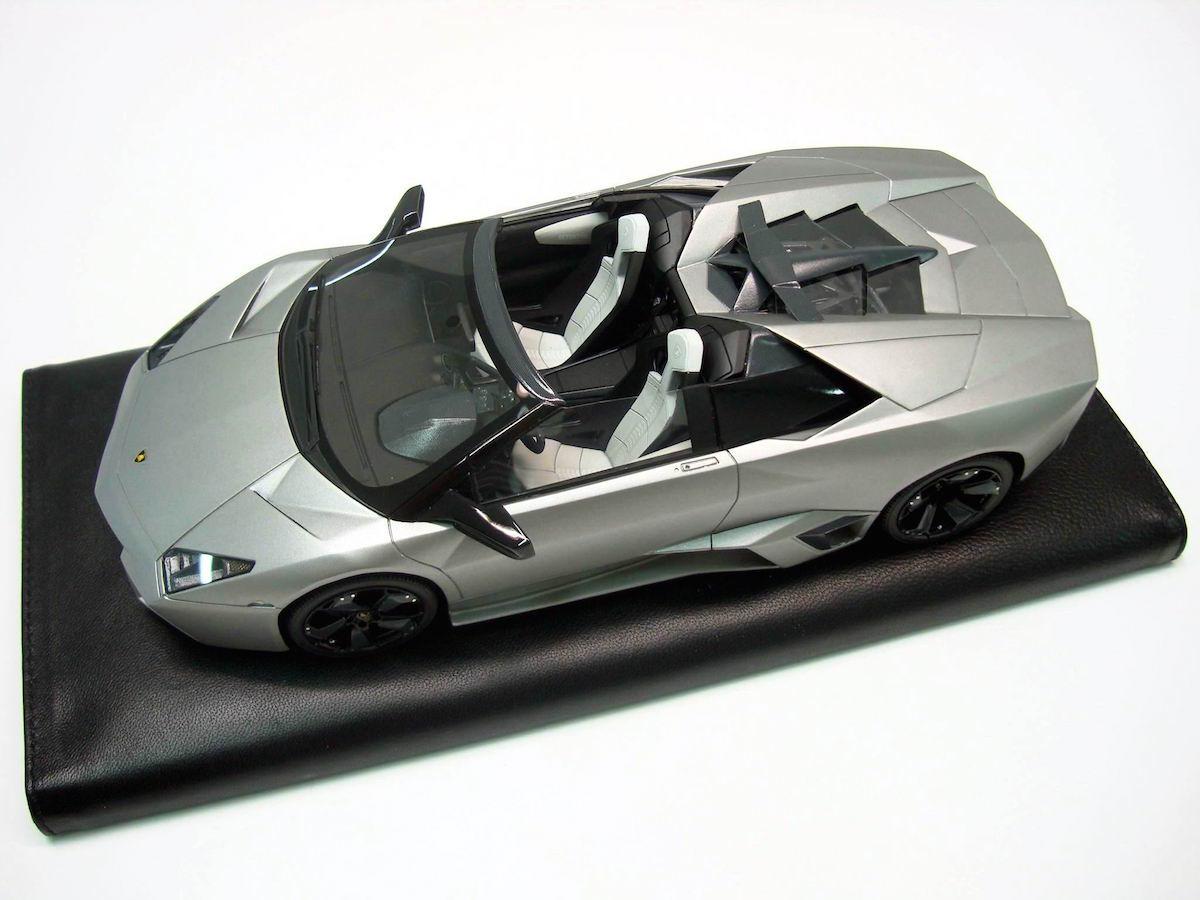 lamborghini revent n roadster frankfurt motorshow 2009 1 18 mr collection models. Black Bedroom Furniture Sets. Home Design Ideas
