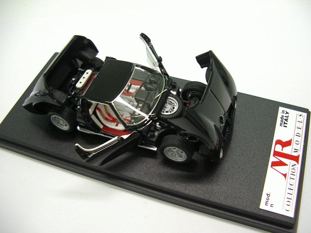 Lamborghini Miura Sv Special Modification 1 43 Mr Collection Models