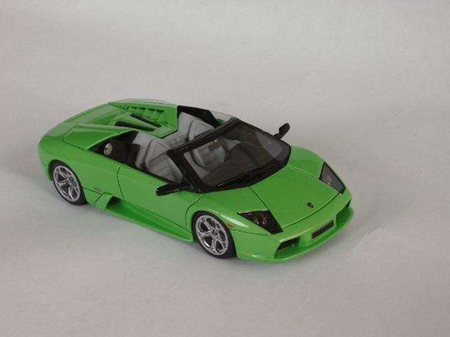 Lamborghini Murcielago Roadster Salone Di Detroit 1 43 Mr