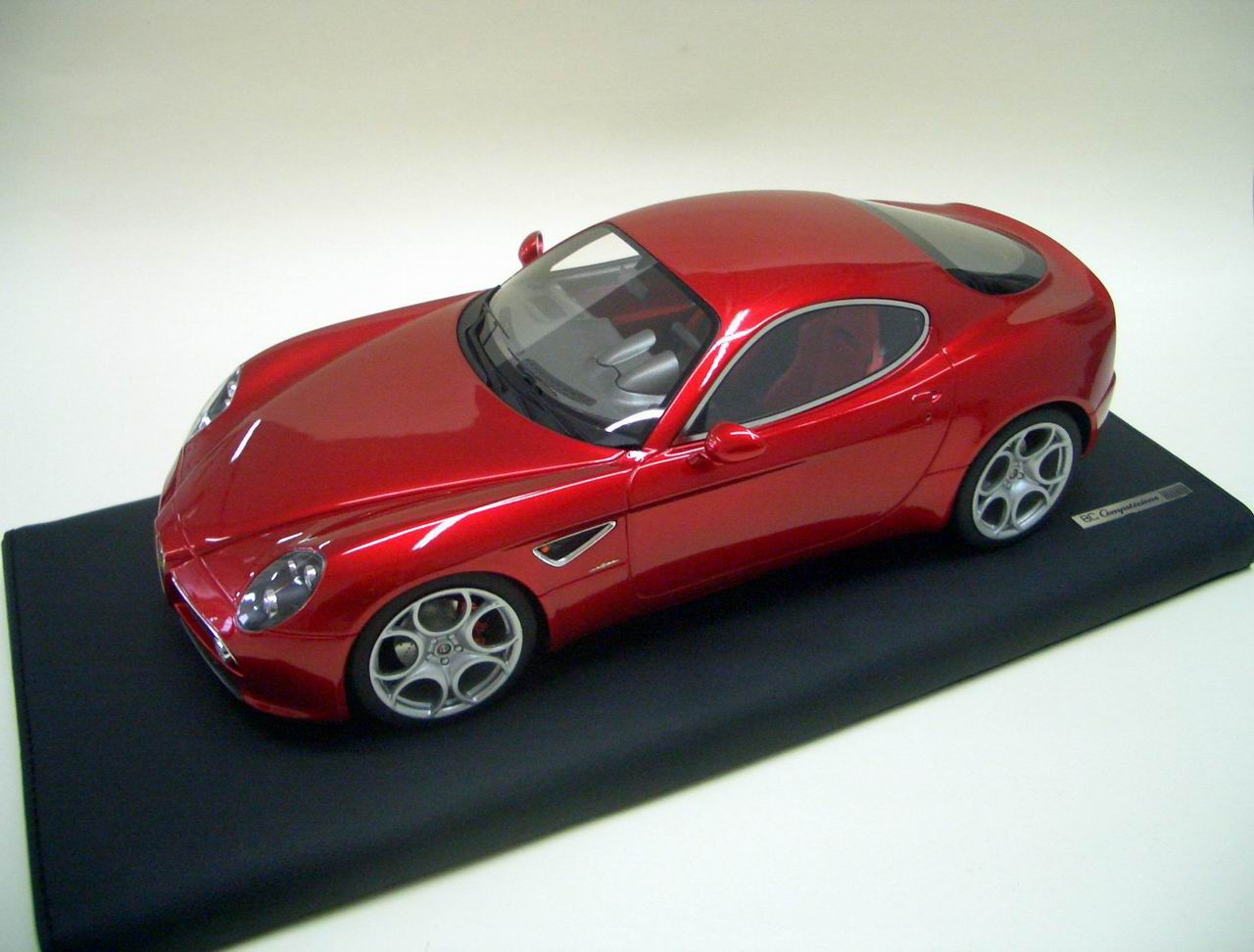 alfa romeo 8c competizione 1:18 | mr collection models