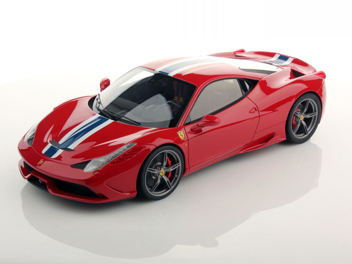ferrari 458 speciale 1 18 mr collection models. Black Bedroom Furniture Sets. Home Design Ideas