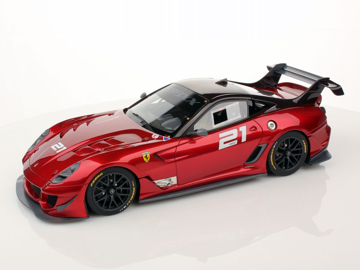 Ferrari 599xx Evo 1 18 Mr Collection Models