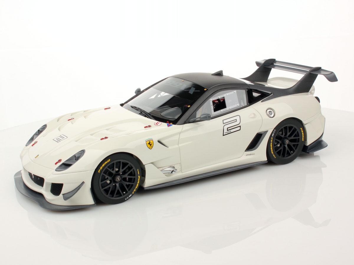 Ferrari 599xx Evo 1 18 Mr Collection Models