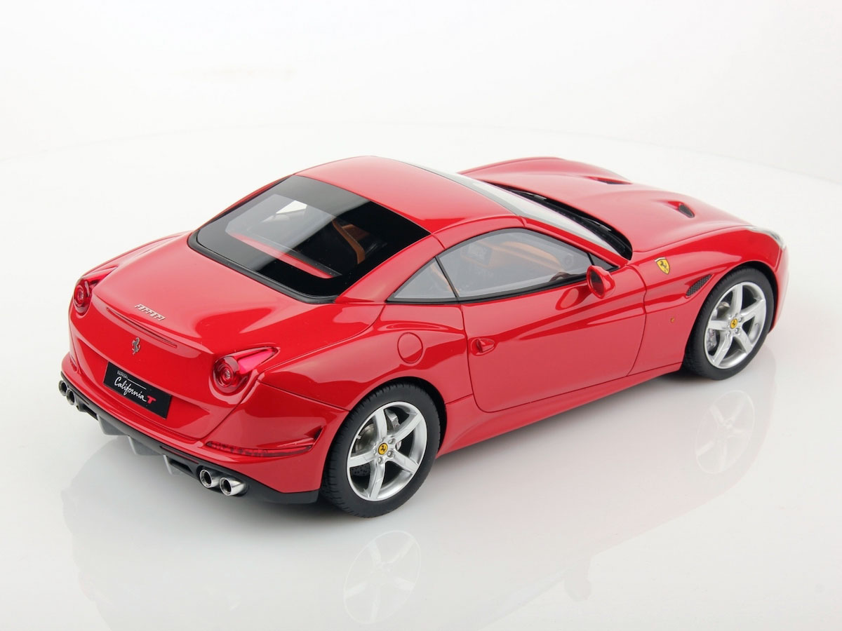 ferrari california t 1 18 mr collection models. Black Bedroom Furniture Sets. Home Design Ideas