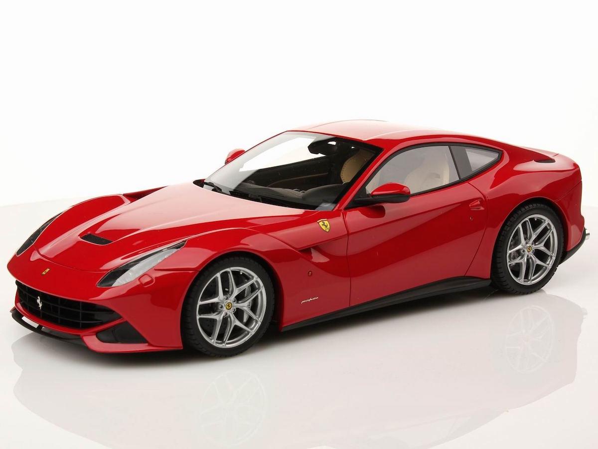 Ferrari F12 Berlinetta 1 18 Mr Collection Models