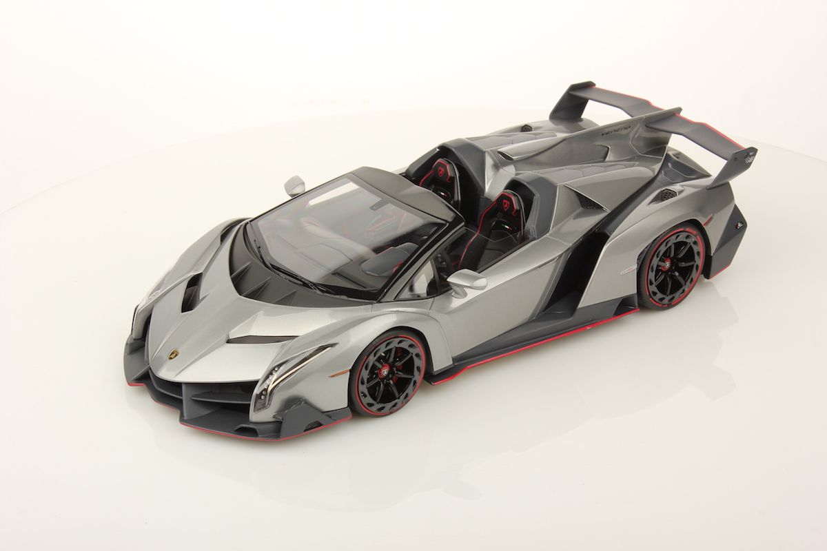 Lamborghini Veneno Roadster 1 18 Mr Collection Models