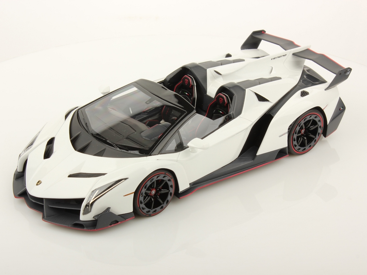 Lamborghini Veneno For Sale >> Lamborghini Veneno Roadster 1:18 | MR Collection Models