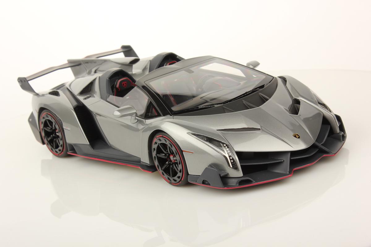 Lamborghini Veneno For Sale >> Lamborghini Veneno Roadster 1:18 | MR Collection Models