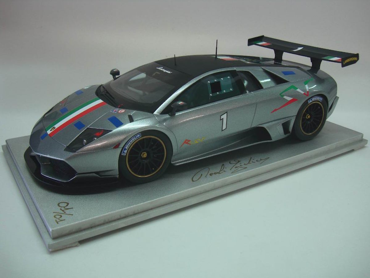 Lamborghini Murcielago R Sv 1 18 Mr Collection Models