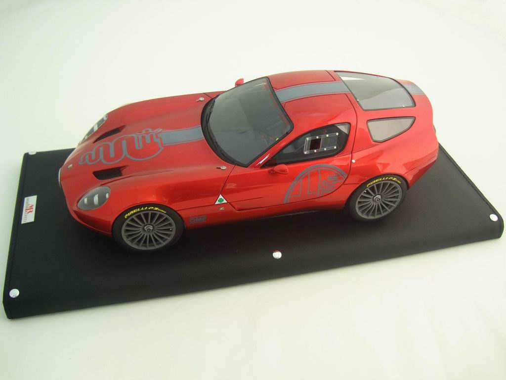 alfa romeo tz3 corsa 1:18 | mr collection models