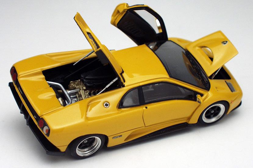 Lamborghini Diablo Gt Salone Ginevra 1 43 Mr Collection Models