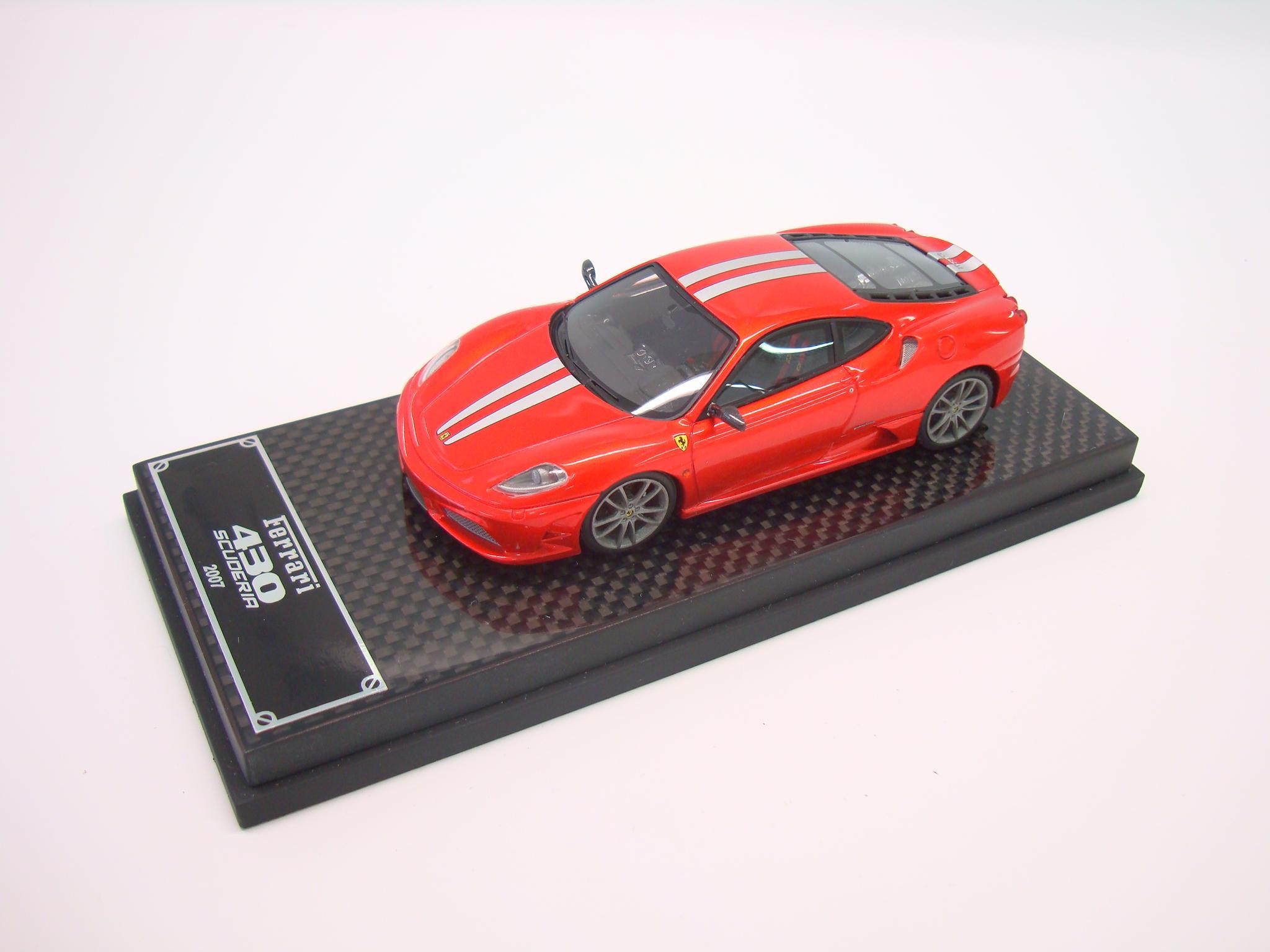 Ferrari 430 Scuderia 1 43 Mr Collection Models