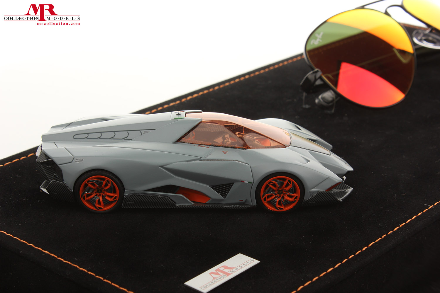 Lamborghini Egoista Scale 1 43 Mr Collection Models