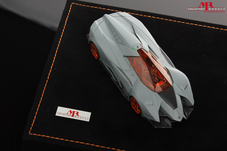 Lamborghini Egoista Scale 1 43 Mr Collection Models