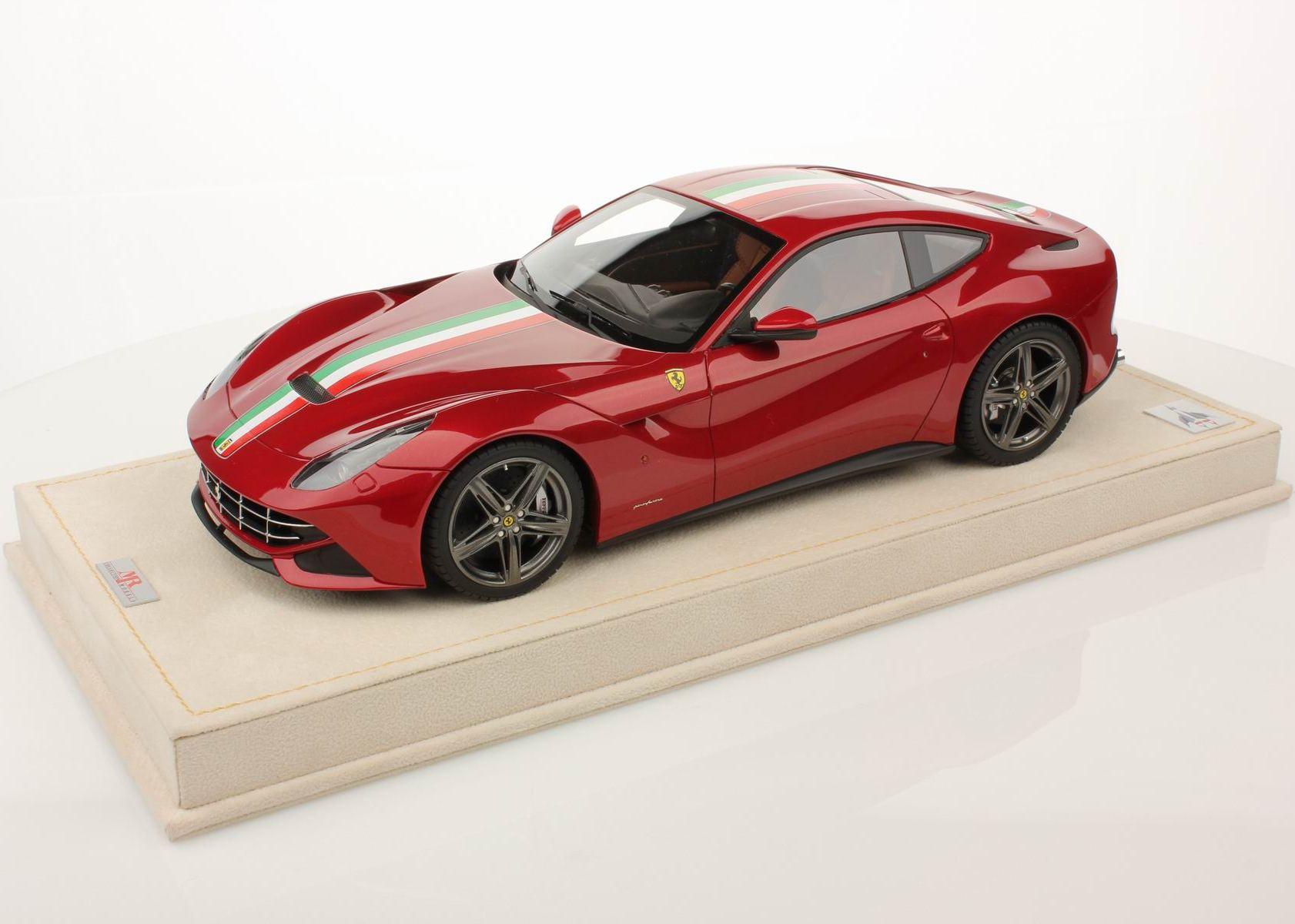 2015 Ferrari 458 Speciale >> Ferrari F12 Berlinetta 1:18 | MR Collection Models