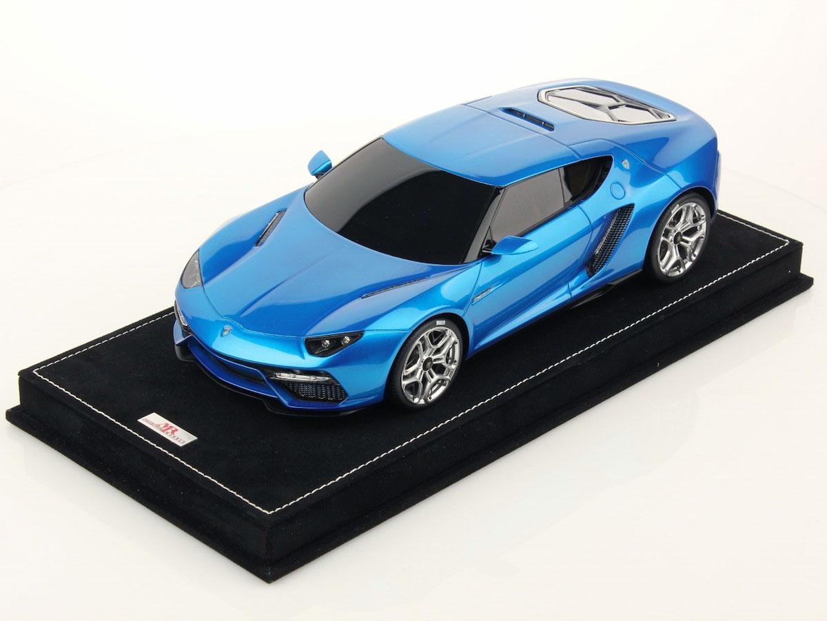 Lamborghini Asterion Lpi 910 4 Villa D Este 1 18 Mr Collection Models