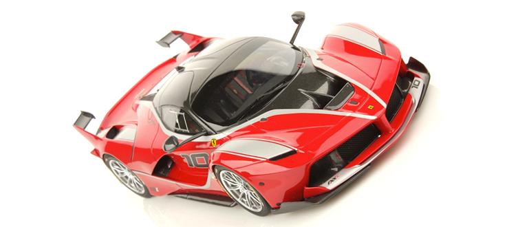 Ferrari Fxx K Mr Collection Models