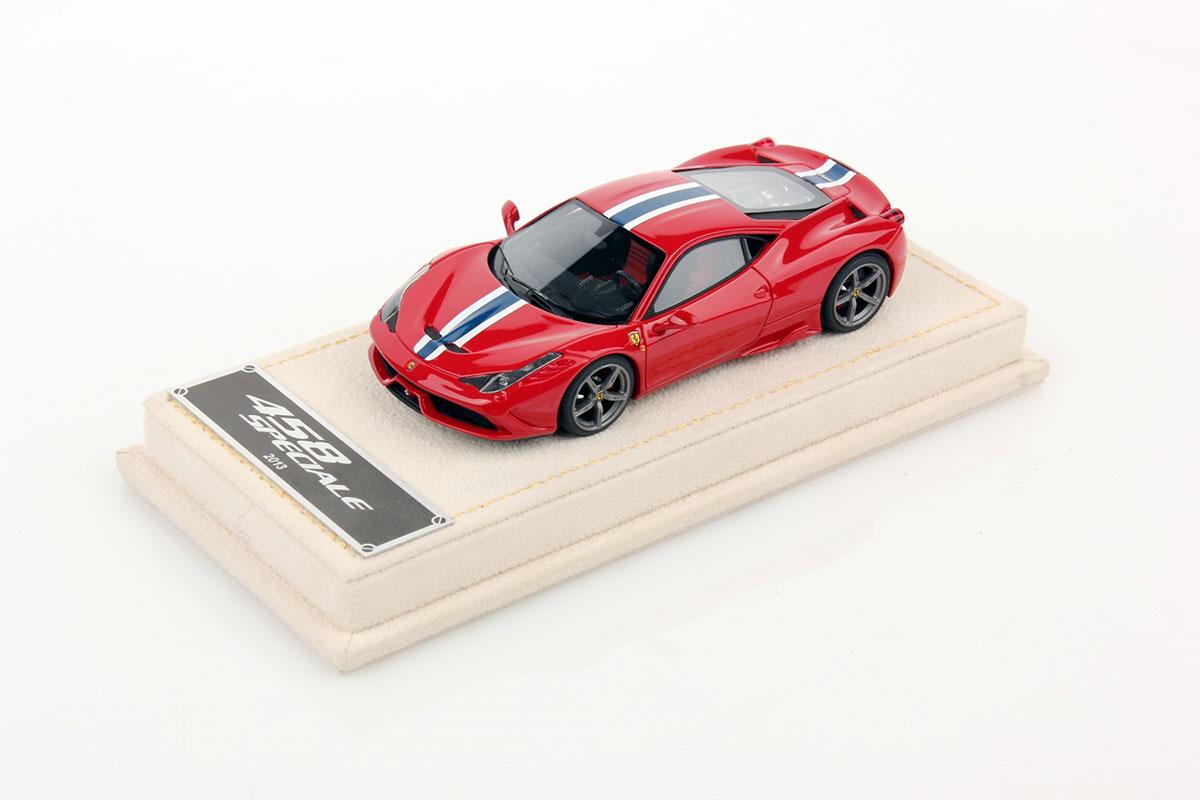 Ferrari 458 Speciale 1 43 Mr Collection Models