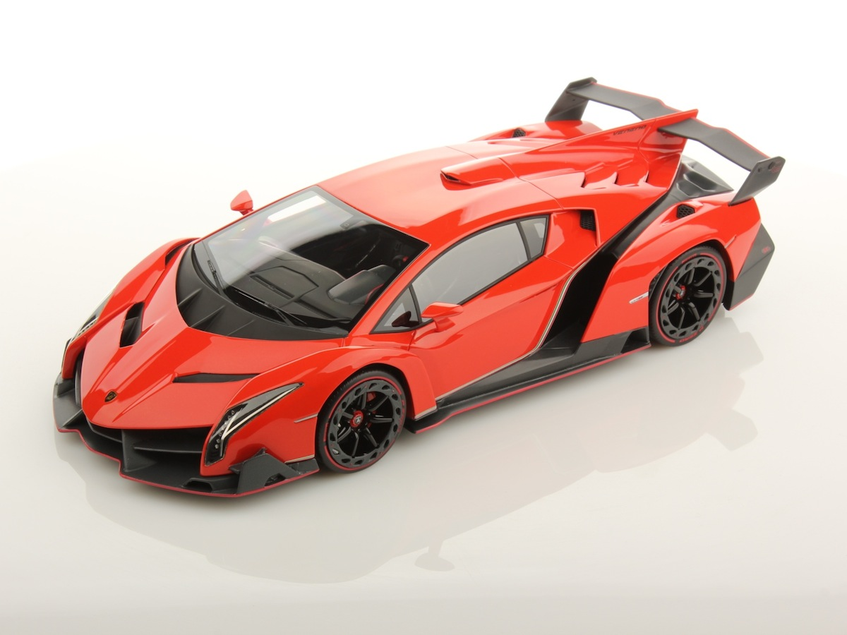 Lamborghini Veneno Geneva Motorshow 2013 1 18 Mr Collection Models