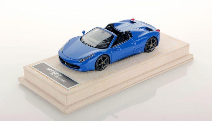 Ferrari Contact Plan