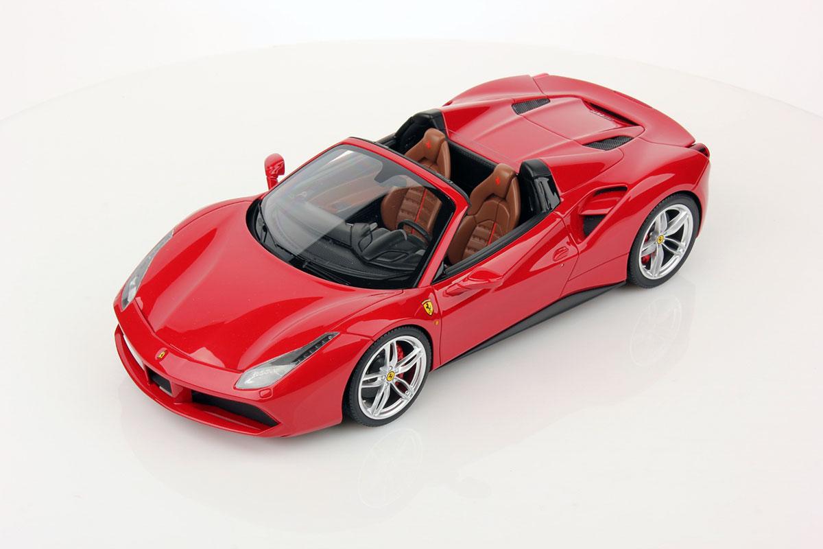 Ferrari New Models 2018 >> Ferrari 488 Spider Frankfurt Motorshow 2015 1:18 | MR Collection Models