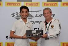 Egidio Reali Super Trofeo Lamborghini