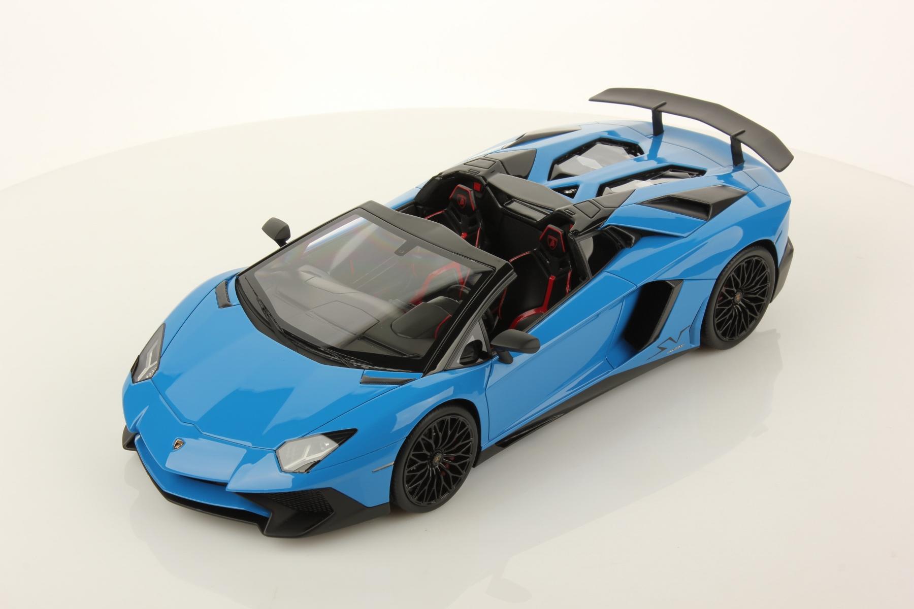 Lamborghini Aventador Lp 750 4 Superveloce Roadster 1 18 Mr